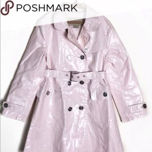 BURBERRY Kids Pink Trench/Raincoat ☔️